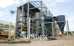Soyabean Extraction Plant