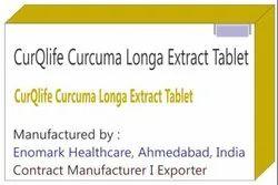 CurQlife Curcuma Longa Extract Tablet