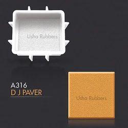 A316 D J Paver Rubber Mould
