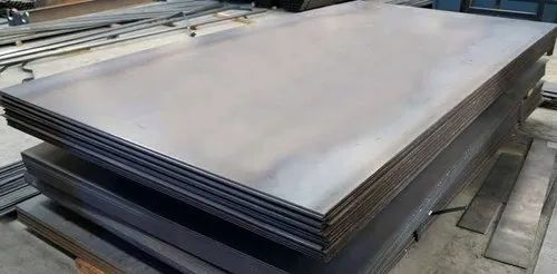 Rectangular Jindal Mild Steel Plate, for Construction,Machinery, Thickness: 5 To 150mm