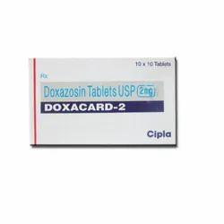 Doxazosin Tablets