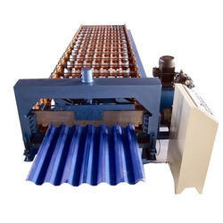 Electric Roofing Sheet Making Machine