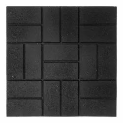 Rubber Paver Block