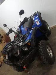 Hisun Blue ATV 500 CC