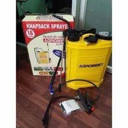 Manual Agricultural Agrobest Supreme Knapsack Sprayer