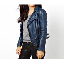 Ladies Designer Leather Jackets