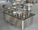 Vial Filler Cap Sealer Machine
