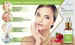 Glycolic Acid Peel FDA Approved 3rd Party Manufacturing