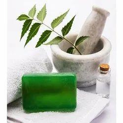Transparent Glycerin Neem Soap