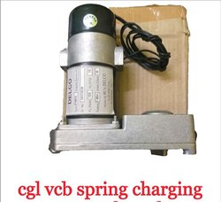 Crompton Externally Excited spring charging motor