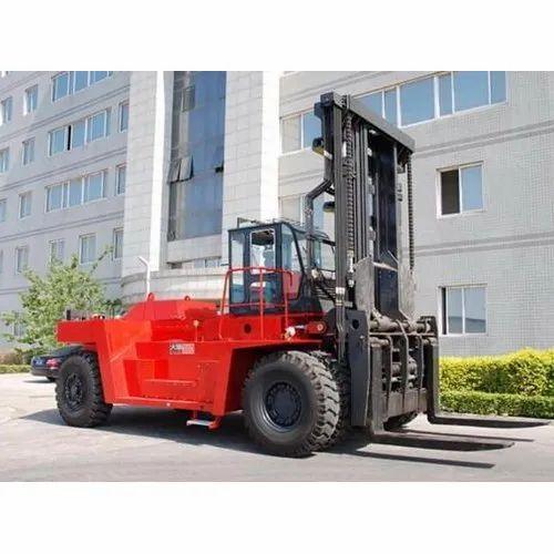 10 Ton  Diesel Forklift Rental Service
