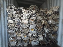 Silver Aluminium Tense Scrap 6063, For Machinery