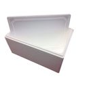 White Polystyrene Foam Box, For Packaging Thickness 5 Mm