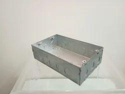 12 Way Concealed Metal Box