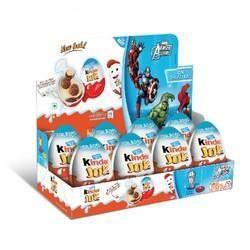 Ball Sweet Chocolate Kinder Joy For Boys, Packaging Type: 20 Gram