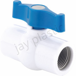 JK UPVC Ball Valve (Thread)