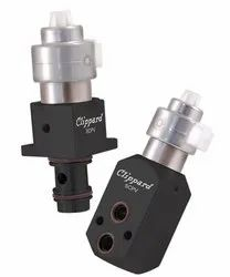 Clippard SCPV Series Stepper-Controlled Needle Valves