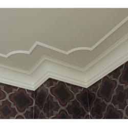 Decorative POP Cornices