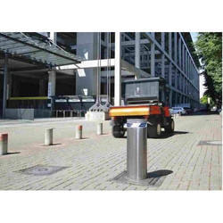 Semi-Automatic Bollards Perimeter Control Systems