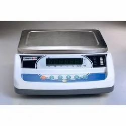 SS Table Top Weighing Machine