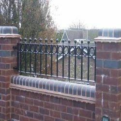 Mild Steel Steel Wall Railing