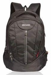 Black Dzire Laptop Backpack Bag