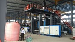 HDPE Water Tank Making Machine