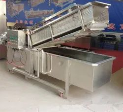 Chopping And Cleaning Machine