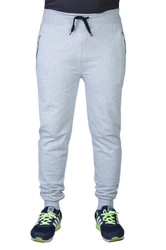 8b922219ca Finger's Men's Cotton Grey Track Pant at Rs 280 /piece | Bhandup ...