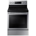 Electric Stainless Steel Oven Range