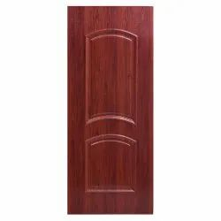 Hinged Brown PVC Doors, For Home