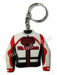 Promotional Jacket Keychain
