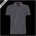 Plain Cotton Collar Pc Premium Export Quality T Shirt, Size: S - Xxl