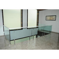 Stainless Steel And Glass 316 Stainless Steel Glass Railings