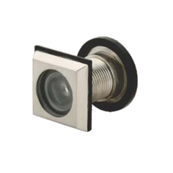 Zinc Alloys Square Door Eye