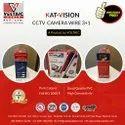 Katvision White 3 1 Cctv Cable