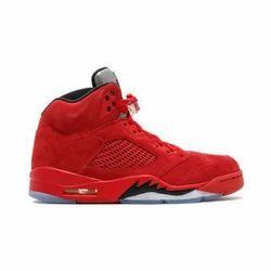 nouveau style 4a15a a1bca Nike Air Jordan 5 Retro Red Basketball Shoes