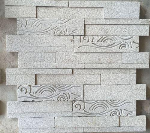 ARTNSTONES Stone wall cladding ART 035, Size: Large (12 inch x 12 inch), Size (In cm): 60 * 60