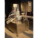 Steel Three Phase Cup And Cone Filling Machine
