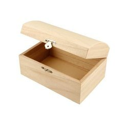 Wooden Jewelry Case