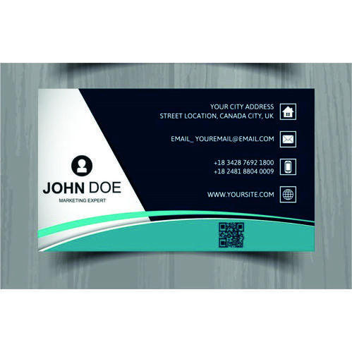 Sarkar digital services sds white and multicolor non tearable sarkar digital services sds white and multicolor non tearable multi color business cards reheart Images