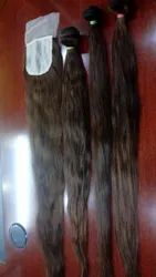 100% Virgin Indian Human Smooth Straight Hair Whole Sale Hair King Review
