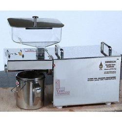Mustard Oil Maker Machine
