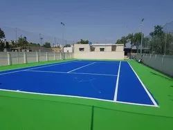 Tennis Court Sports flooring