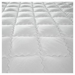 Organic Cotton Quilted Solid Fabric