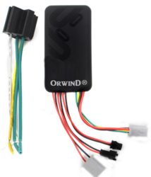 ORWIND Vehicle Tracking Device, GO GPS, for Clinical
