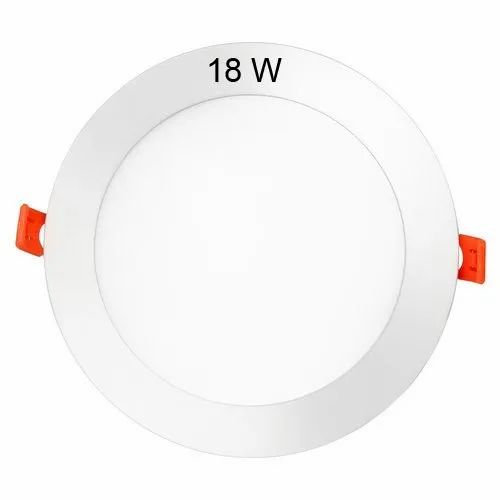 Hygrid 18W LED Round Slim Panel Light