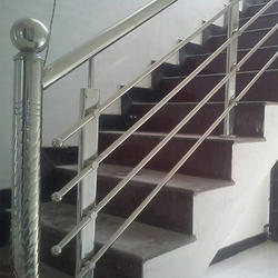 Stainless Steel Pipes Railing
