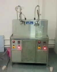 Oil Filling Machine - Double Head