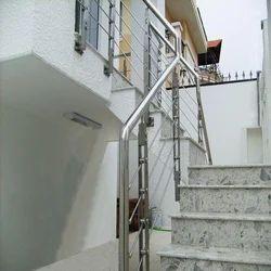 SS Baluster Handrail